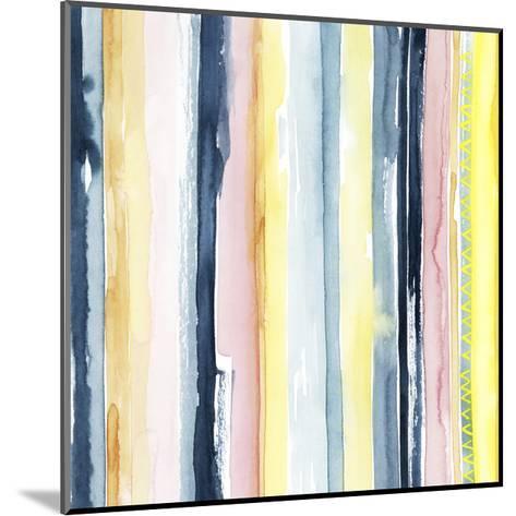 Sunset Stream II-Grace Popp-Mounted Art Print