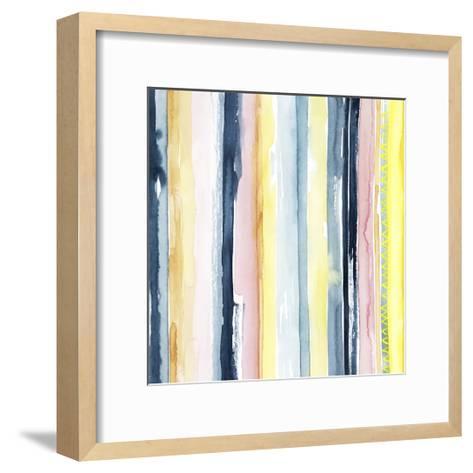 Sunset Stream II-Grace Popp-Framed Art Print