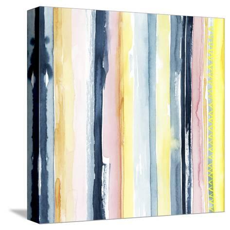 Sunset Stream II-Grace Popp-Stretched Canvas Print