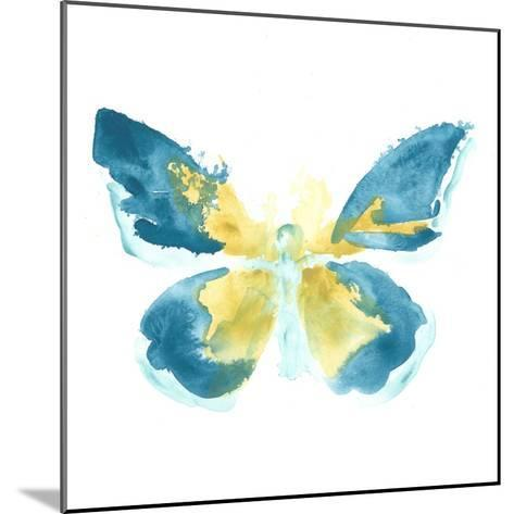 Butterfly Traces I-June Vess-Mounted Art Print