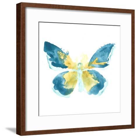 Butterfly Traces I-June Vess-Framed Art Print