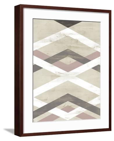 Midpoint IV-June Vess-Framed Art Print