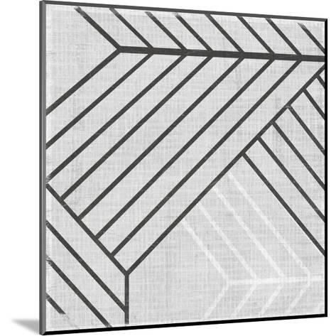 Diametric VI-June Vess-Mounted Art Print