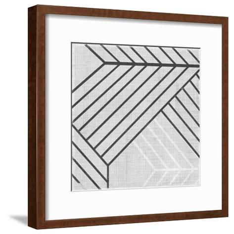 Diametric VI-June Vess-Framed Art Print