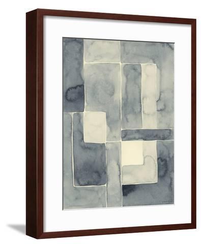 Blockade I-Vanna Lam-Framed Art Print
