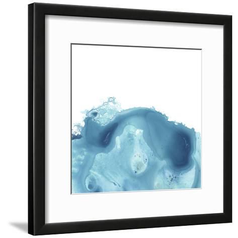 Splash Wave IV-June Vess-Framed Art Print