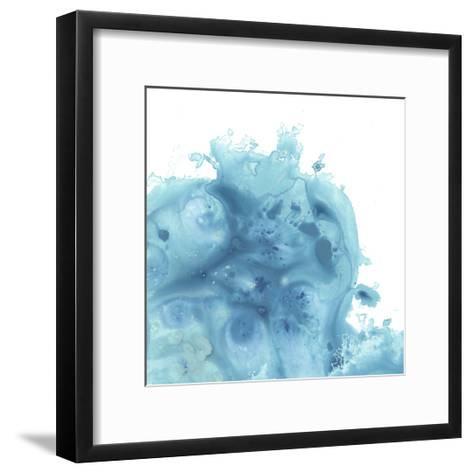 Splash Wave I-June Vess-Framed Art Print