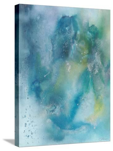 Sea Jade II-Joyce Combs-Stretched Canvas Print
