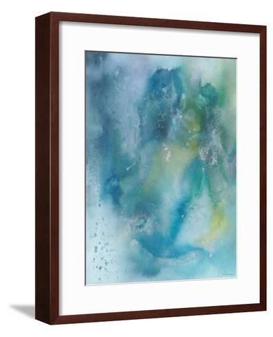 Sea Jade II-Joyce Combs-Framed Art Print