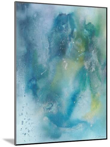 Sea Jade II-Joyce Combs-Mounted Art Print