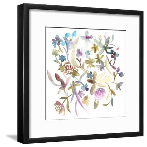 Concord Florals I-Chariklia Zarris-Framed Art Print