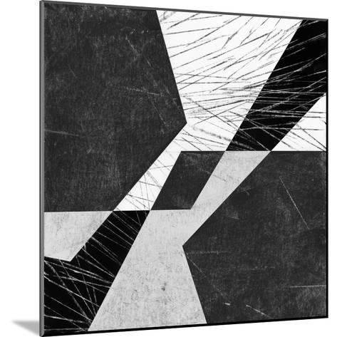 Orchestrated Geometry VIII-Sharon Chandler-Mounted Art Print