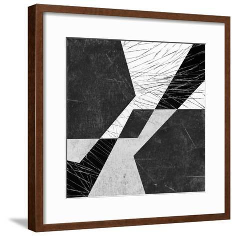 Orchestrated Geometry VIII-Sharon Chandler-Framed Art Print