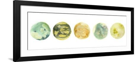 Planetary VII-June Vess-Framed Art Print
