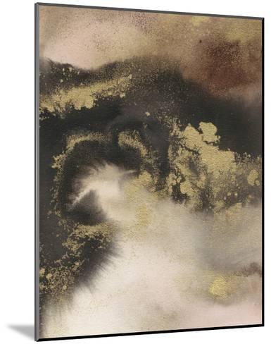 Mountain Seasons III-Joyce Combs-Mounted Art Print