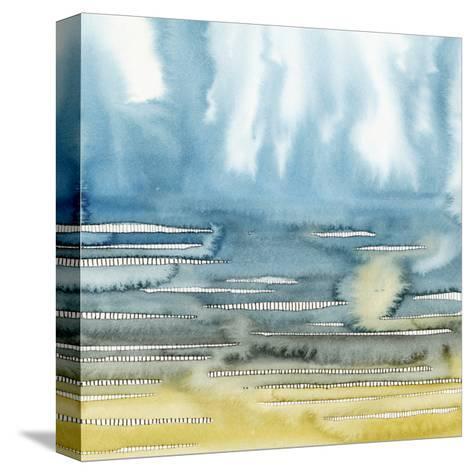 Rising Vapors II-Grace Popp-Stretched Canvas Print