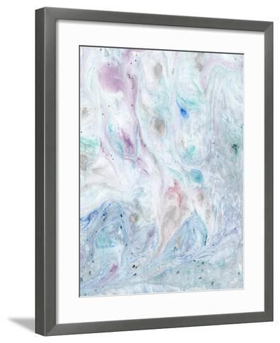 Marble II-Alicia Ludwig-Framed Art Print