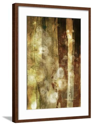 Golden Glow II-Sisa Jasper-Framed Art Print