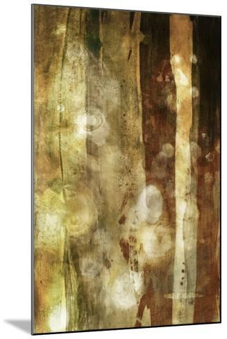 Golden Glow II-Sisa Jasper-Mounted Art Print