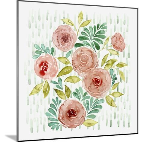Spring Blossoming II-Grace Popp-Mounted Art Print