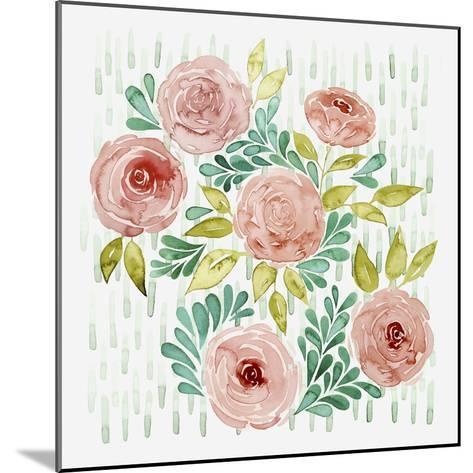 Spring Blossoming I-Grace Popp-Mounted Art Print
