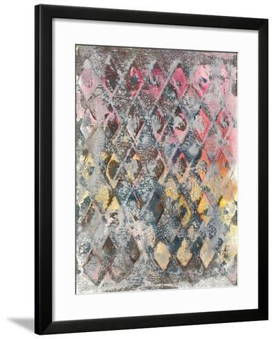 Wired For Spring III-Joyce Combs-Framed Art Print