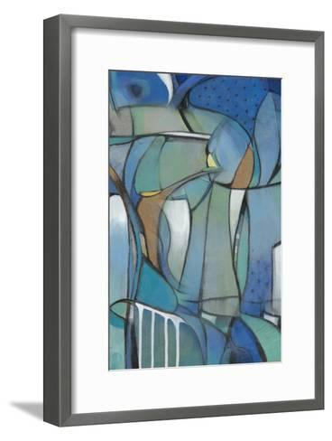 Rose Bud I-Tim OToole-Framed Art Print
