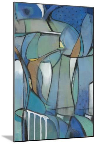 Rose Bud I-Tim OToole-Mounted Art Print