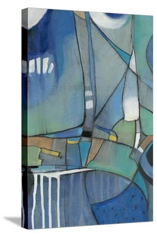 Rose Bud II-Tim OToole-Stretched Canvas Print