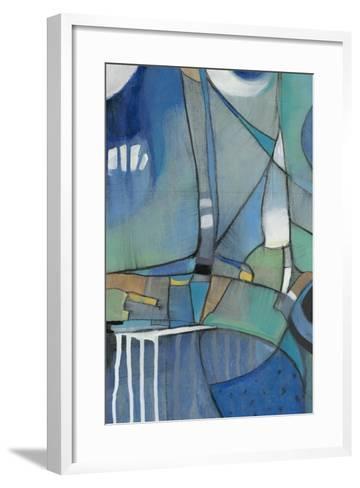 Rose Bud II-Tim OToole-Framed Art Print