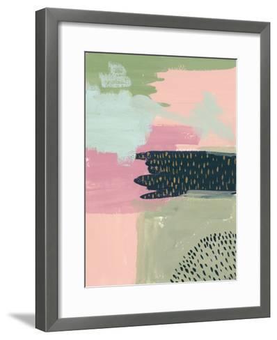 Cheeky II-Melissa Wang-Framed Art Print
