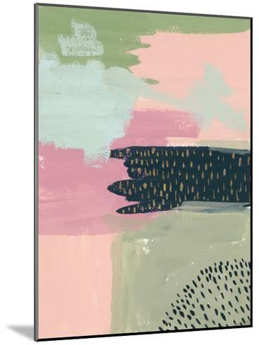 Cheeky II-Melissa Wang-Mounted Art Print