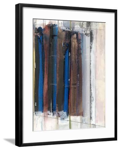Art Notebook I-Jodi Fuchs-Framed Art Print