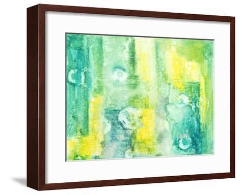 Oriental Antique I-Joyce Combs-Framed Art Print