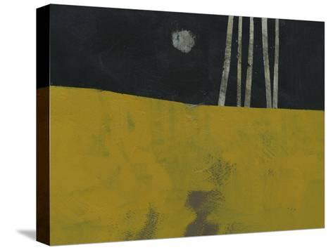 Five Trunks and the Moon-Paul Bailey-Stretched Canvas Print