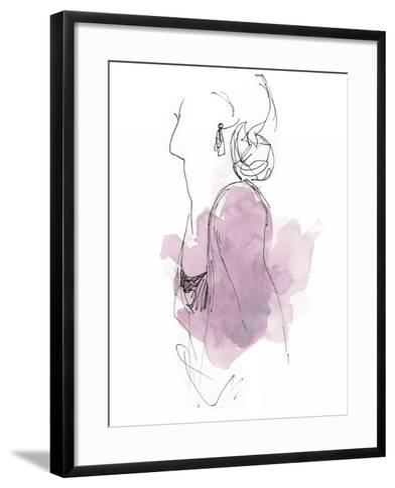 Fashion Splash I-June Vess-Framed Art Print