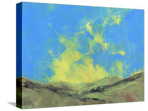 The Light of the Valley-Paul Bailey-Stretched Canvas Print