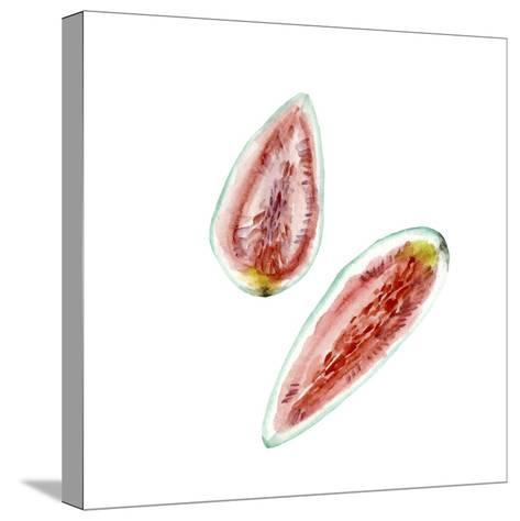 Love Me Fruit VI-Melissa Wang-Stretched Canvas Print