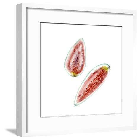 Love Me Fruit VI-Melissa Wang-Framed Art Print