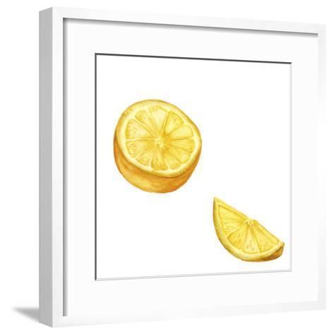 Love Me Fruit IX-Melissa Wang-Framed Art Print