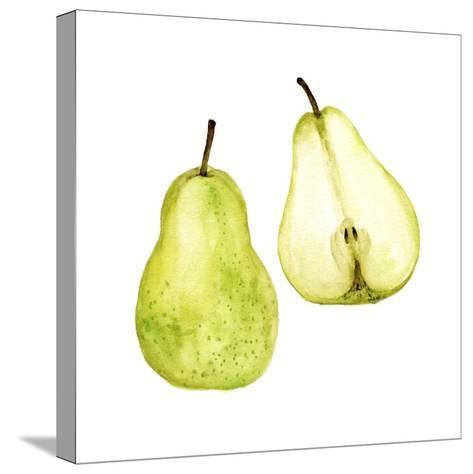 Love Me Fruit VII-Melissa Wang-Stretched Canvas Print