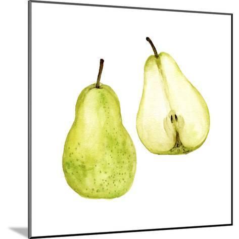 Love Me Fruit VII-Melissa Wang-Mounted Art Print