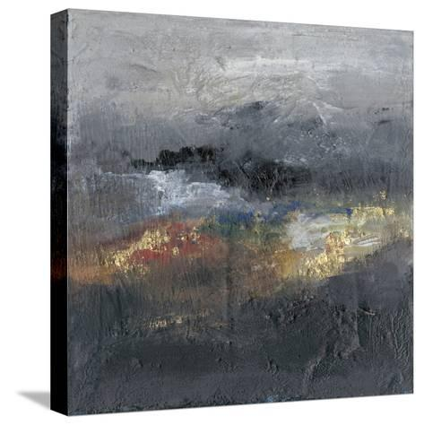 Mountains in the Mist III-Joyce Combs-Stretched Canvas Print