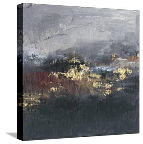 Mountains in the Mist II-Joyce Combs-Stretched Canvas Print