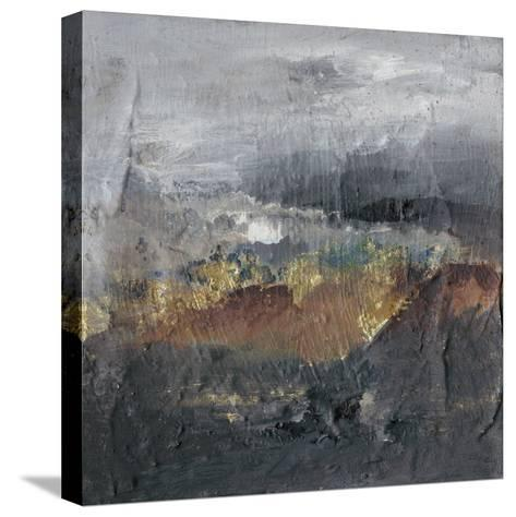 Mountains in the Mist I-Joyce Combs-Stretched Canvas Print