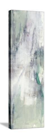 Indigo & Mint II-Jennifer Goldberger-Stretched Canvas Print
