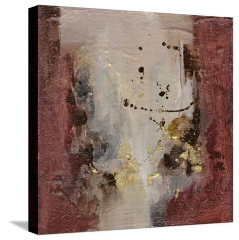 Early Autumn Abstract I-Joyce Combs-Stretched Canvas Print