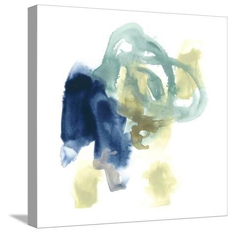 Integral Motion III-June Vess-Stretched Canvas Print