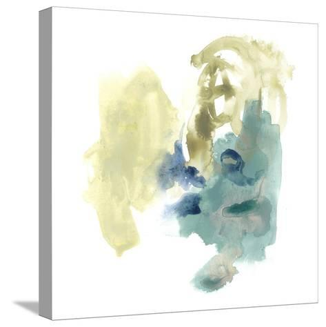 Integral Motion IV-June Vess-Stretched Canvas Print
