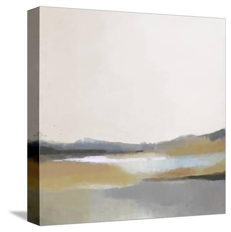 Grey Dunes II-Alison Jerry-Stretched Canvas Print